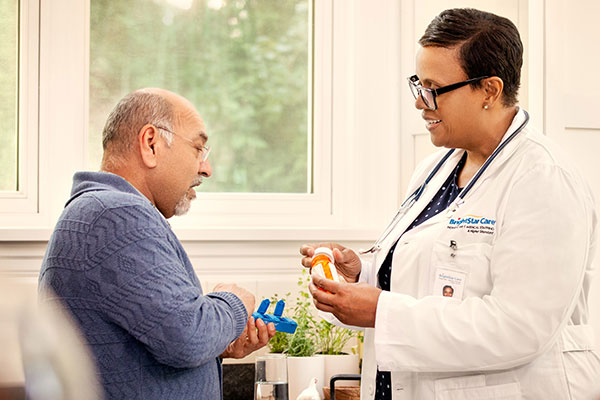 Medication Management Services | BrightStar Care
