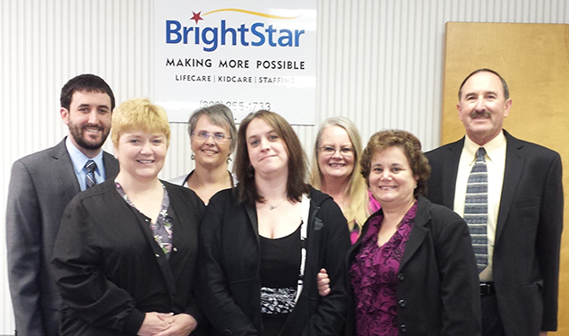 BrightStar Care of Asheville, NC