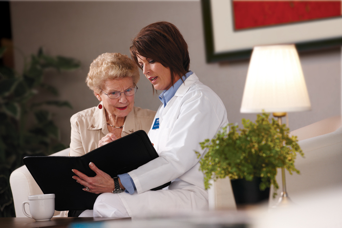 BrightStar RN Clinical Pathways Coordinator with Client