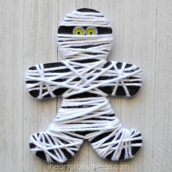 Yarn-Wrapped-Mummy