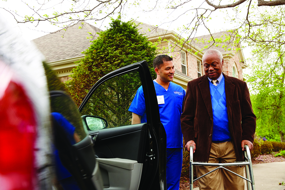 Transportation Services as Part of Your Care Plan