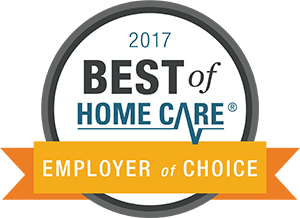 Home Care Pulse 2017 Employer of Choice