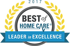 Home Care Pulse 2017 Leader in Excellence