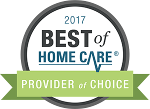 Home Care Pulse 2017 Provider of Choice