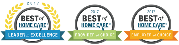 2017 Best of Home Care Awards