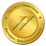 Joint Commission Accreditation Seal for Brightstar Wheaton DuPage