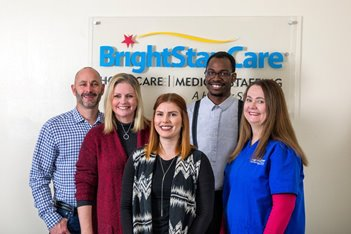 BrightStar Care Lane County Home Care Team