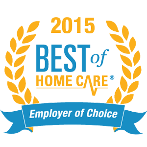 2015 Best of Home Care Employer
