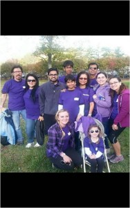 Walk to End Alzheimer's Disease 2013