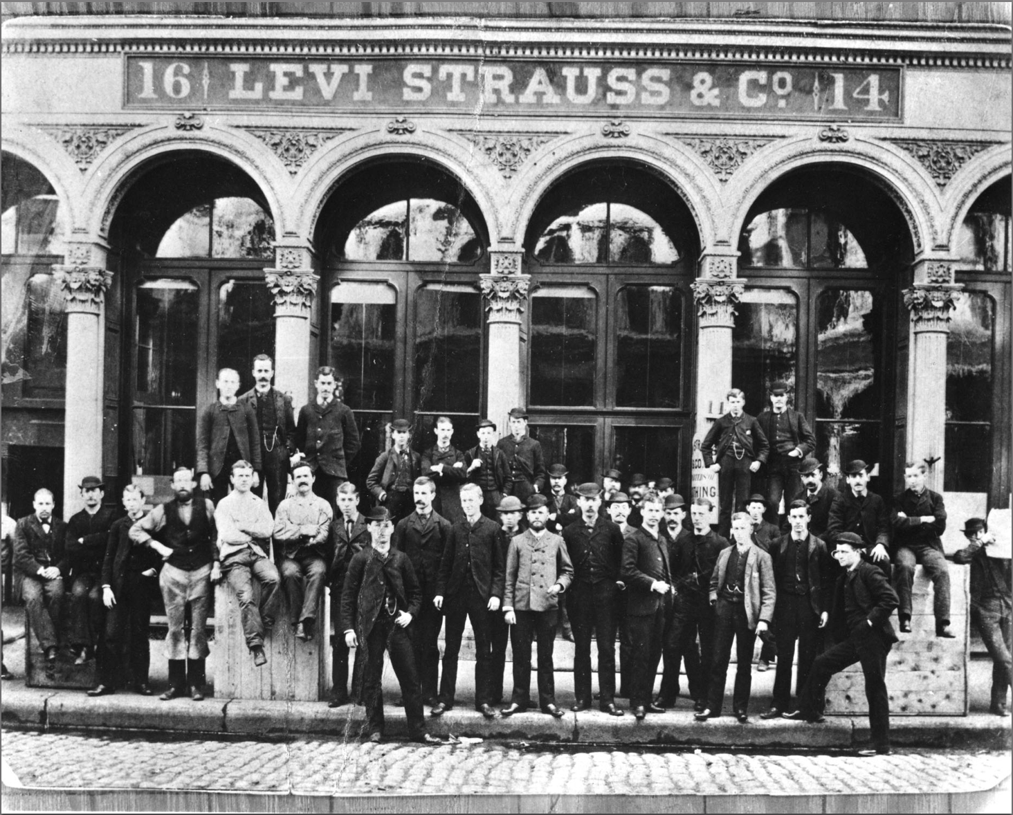 LeviStrauss Co.