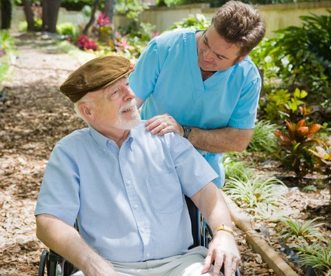 senior care services in Brookline MA