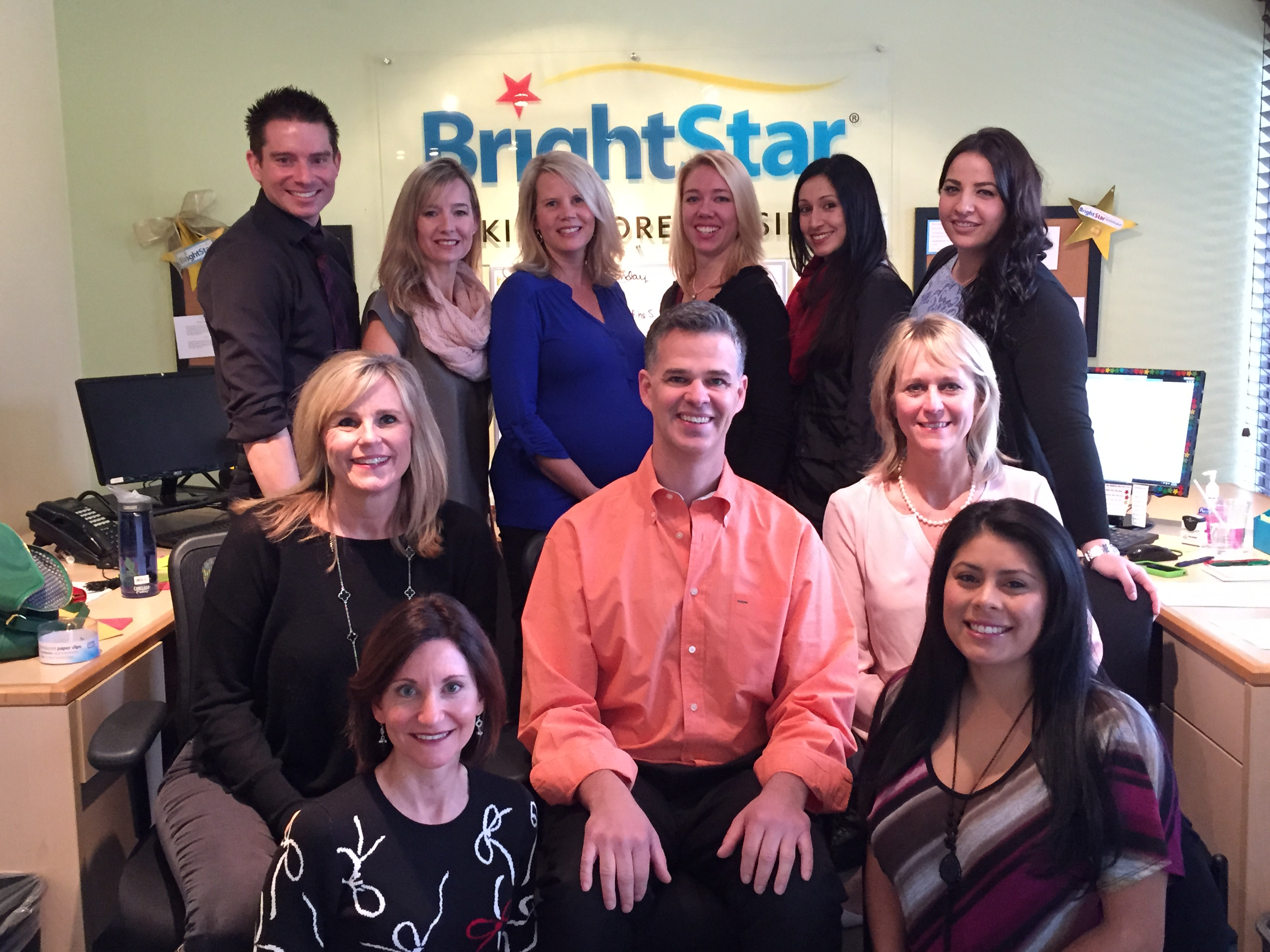 BrightStar Care of Walnut Creek/Lafayette/San Ramon, CA